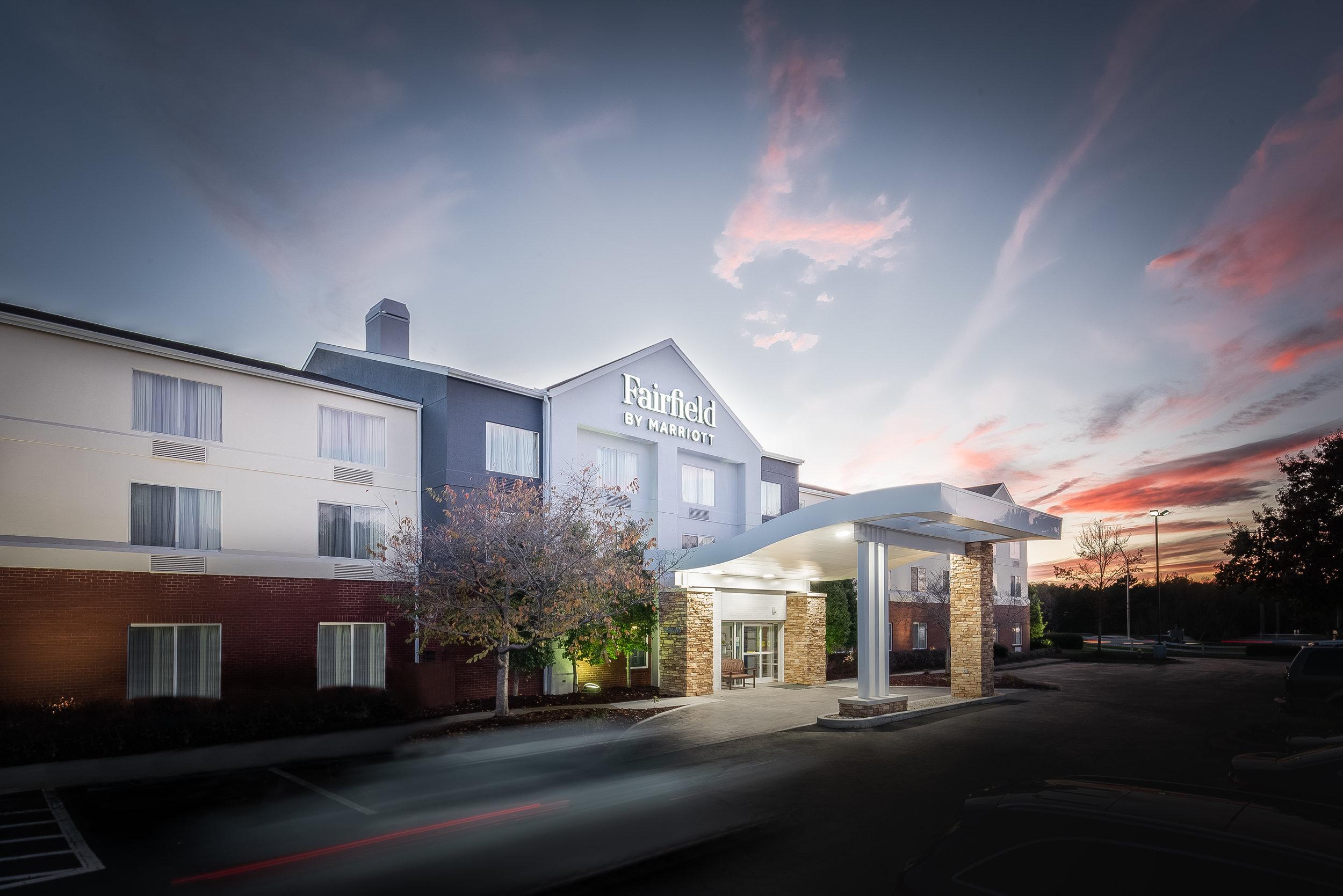 Fairfield Inn by Marriott Charlotte Northlake