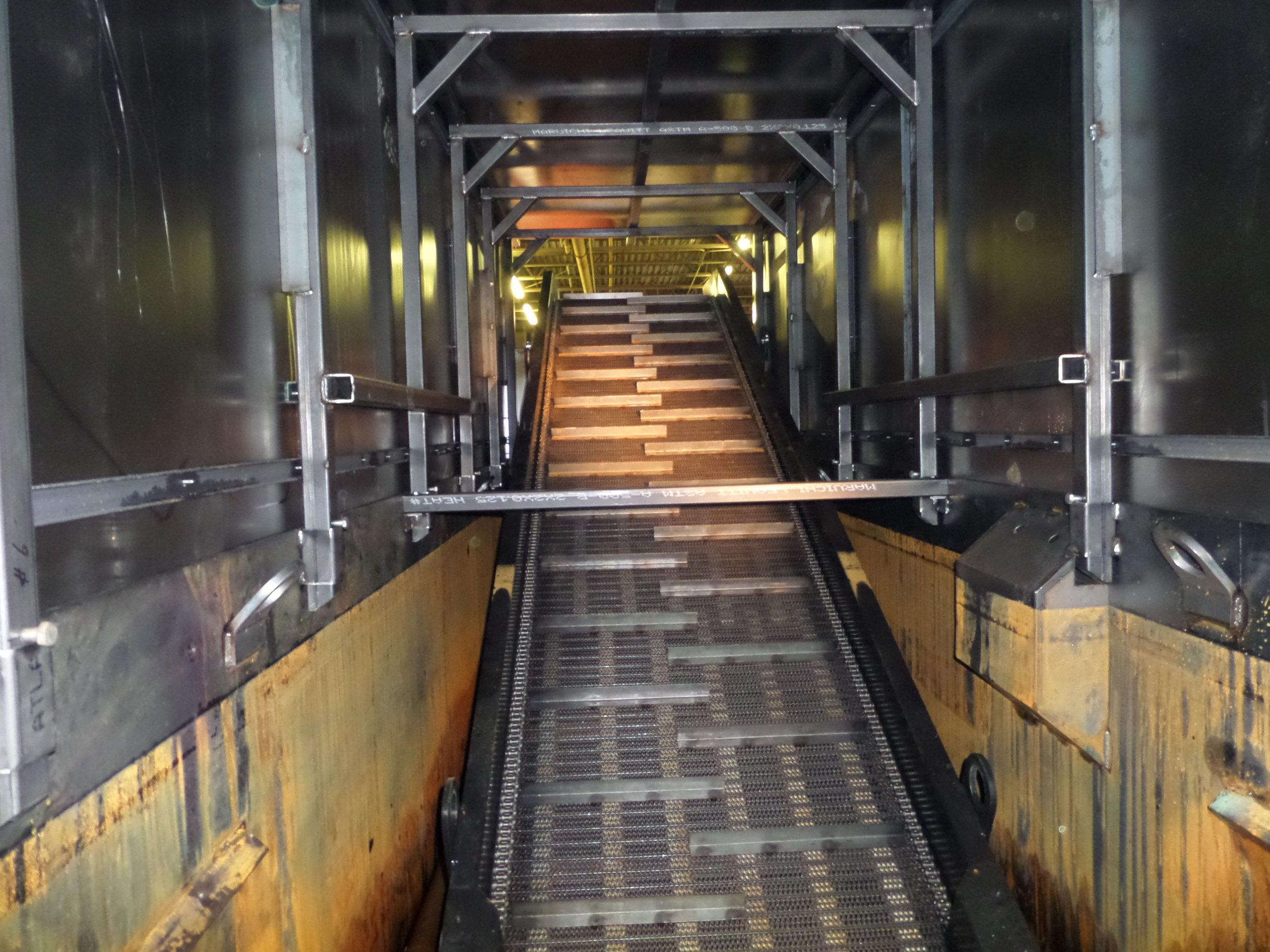 inside tank