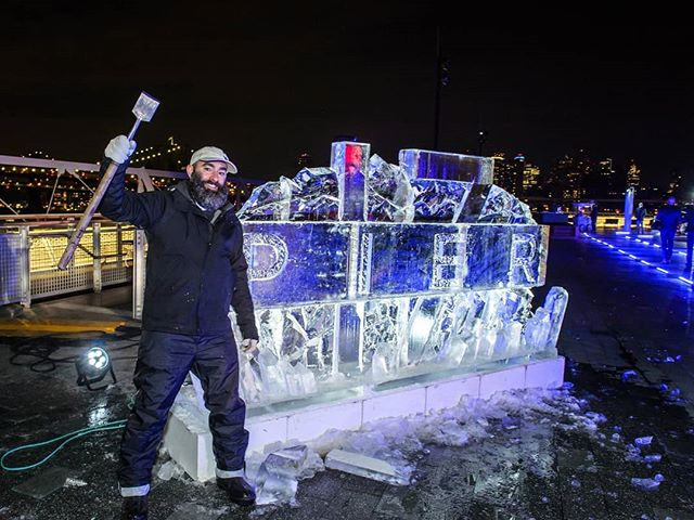 We love live carving events! This one was at Pier 17 in NYC for the opening of their rooftop. Photo courtesy of @empireproduced . . . #ice #livecarving #pier17 #pier17rooftop #rooftopevent #icesculpture #rooftop #nycevents #showcaseevent #livecarver #pier17nyc #luxuryevents #event #eventplanner #eventinspiration #wedding #showcase #opening #birthday #barmitzvah #batmitzvah #wedding #party #partyinspiration #weddinginspiration #eventinspo #empireproduced #empireentertainment #icesculpture #cool