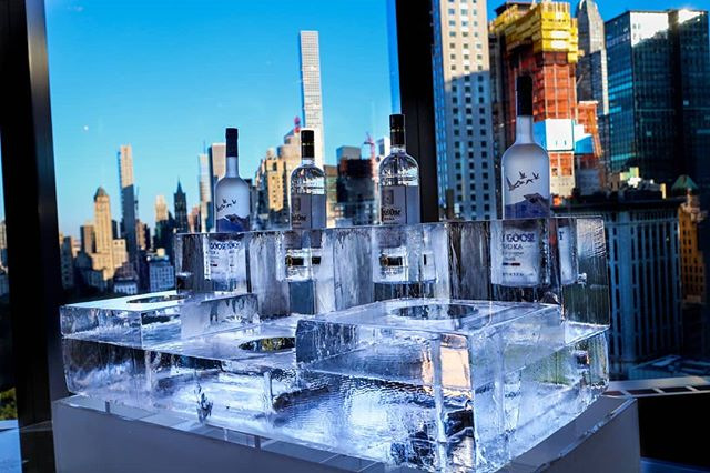 The vodka's not gonna chill itself! . . . #caviar #vodka #chiller #bottlechiller #caviarchiller #vodkachiller #gregoose #stolielit #ketelone #belvederevodka #wedding #weddinginspiration #weddingideas #event #eventplanner #eventinspiration #mandarinoriental #nycevents #luxuryevents #manhattan #fun #food #birthday #birthdayinspiration #weddingplanner #party #partyinspiration #barmitzvah #batmitzvah #partyplanner