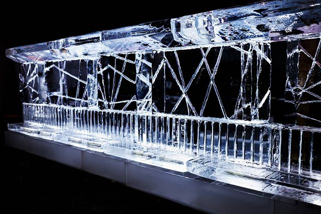 Check out the amazing textures that we created on this ice bar for NYFW. This was for a @RedBull and @AlexanderWangNY event. . . . #ice #icebar #icesculpture #redbull #NYFW #event #eventinspiration #eventdesign #eventideas #eventplanner #wedding #party #birthday #barmitzvah #batmitzvah #weddingideas #weddinginspiration #partyinspiration #partyideas #birthdayideas #luxuryevents #nycevents #luxury #floorupicebar #drinks #alexanderwang #celebration #fun #clear #redbullstudionyc