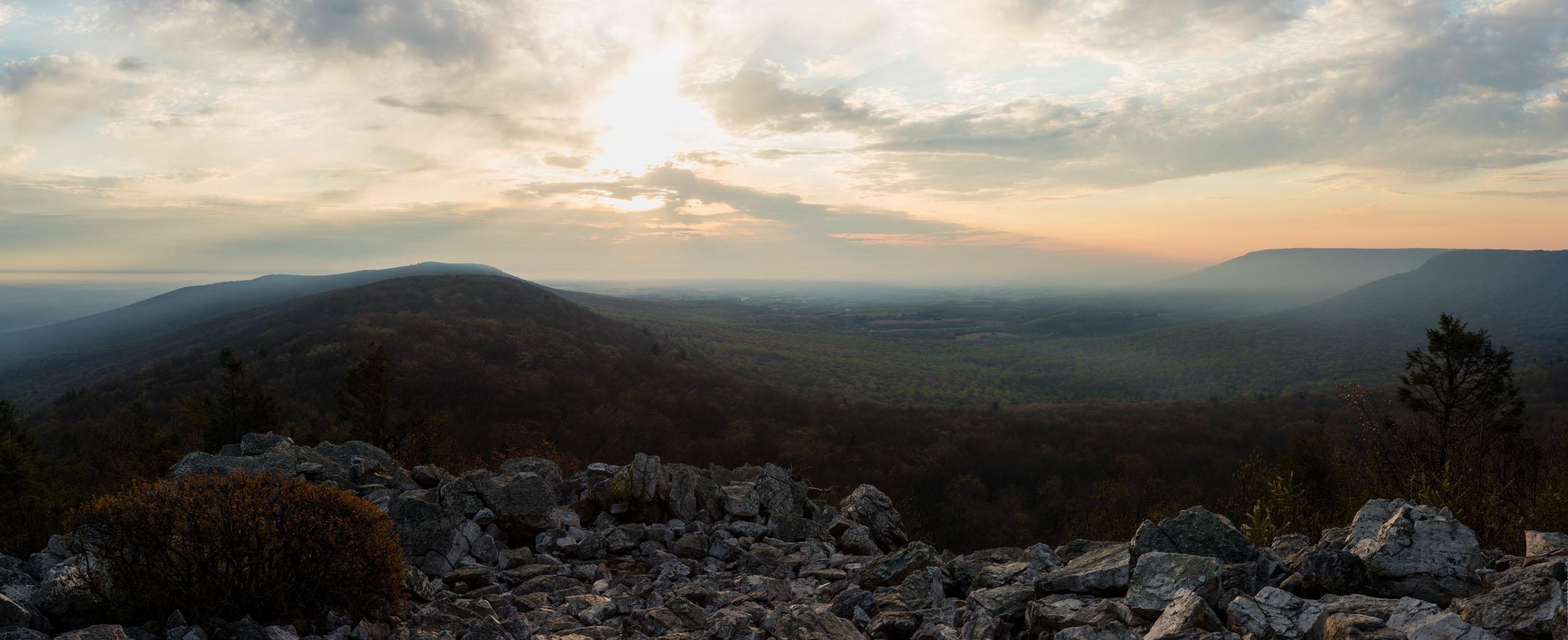 Hawks Mountain, PA