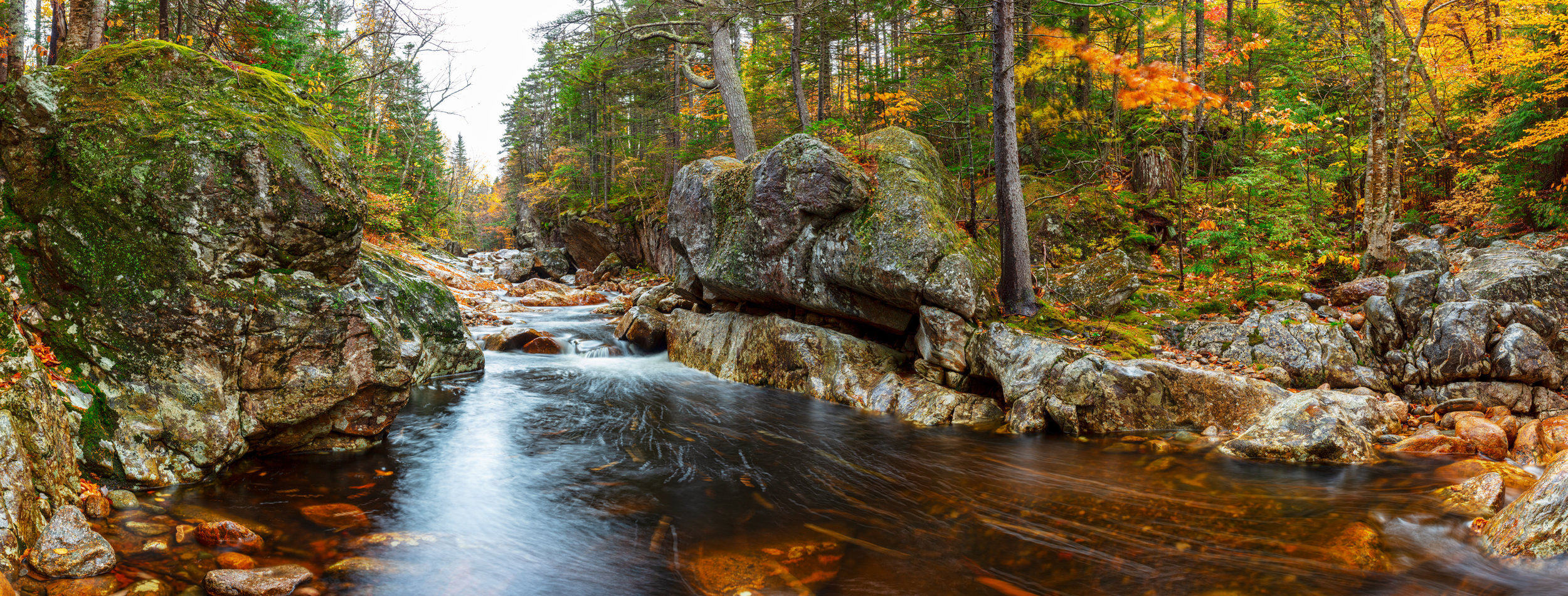 Peabody River, NH