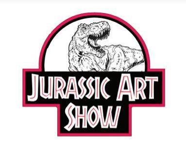 Jurrasic art show.JPG