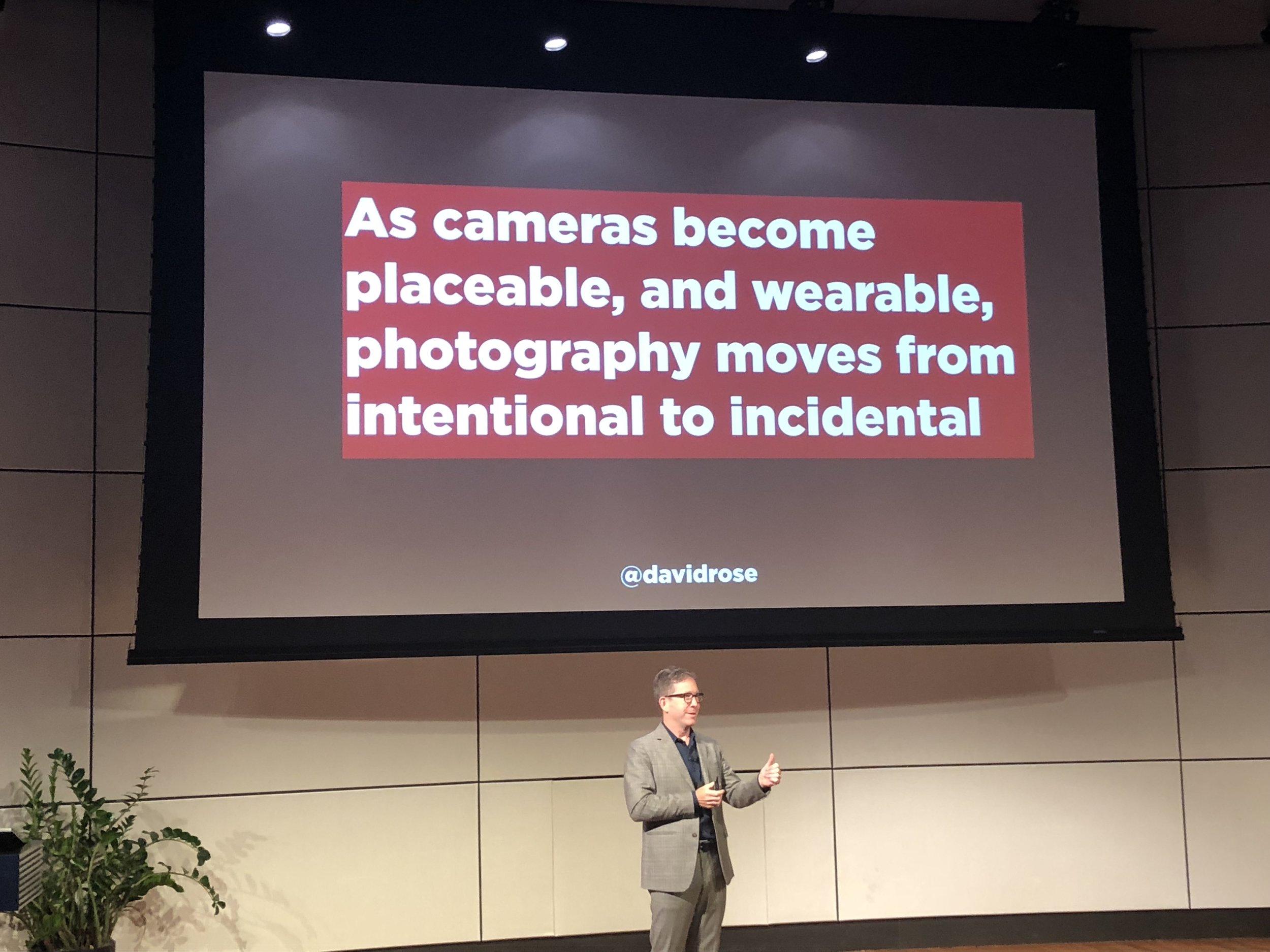 David Rose, VP of Vision Technology, Warby Parker