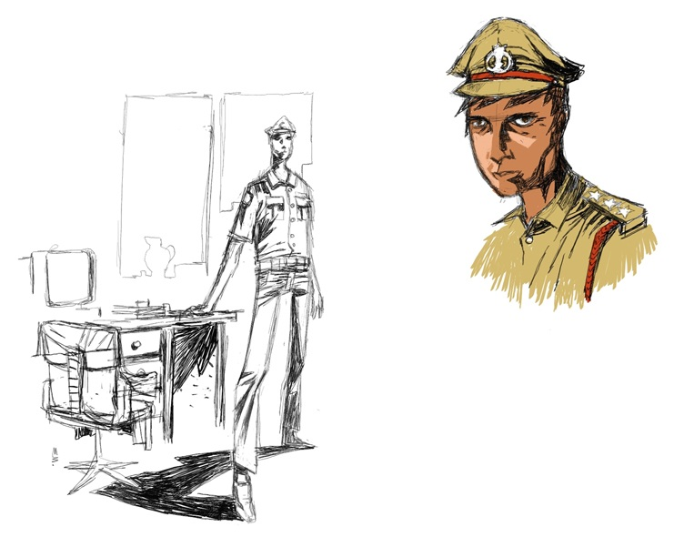 Amar character study