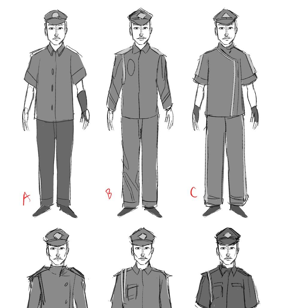 Uniforms options