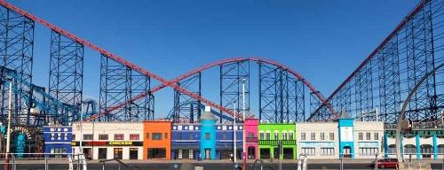 Photo courtesy of Blackpool Tourist Board