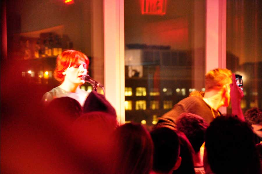 Florence & The Machine at The Standard Hotel