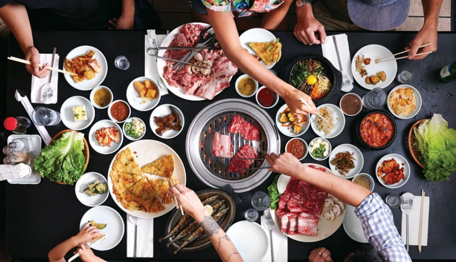 Day 1 - April 13Arrival day. We'll check into our hotel, freshen up, then hit the ground running with a feast of Korean BBQ, Chimek ChiMaek – chicken and maekju (beer) – , and