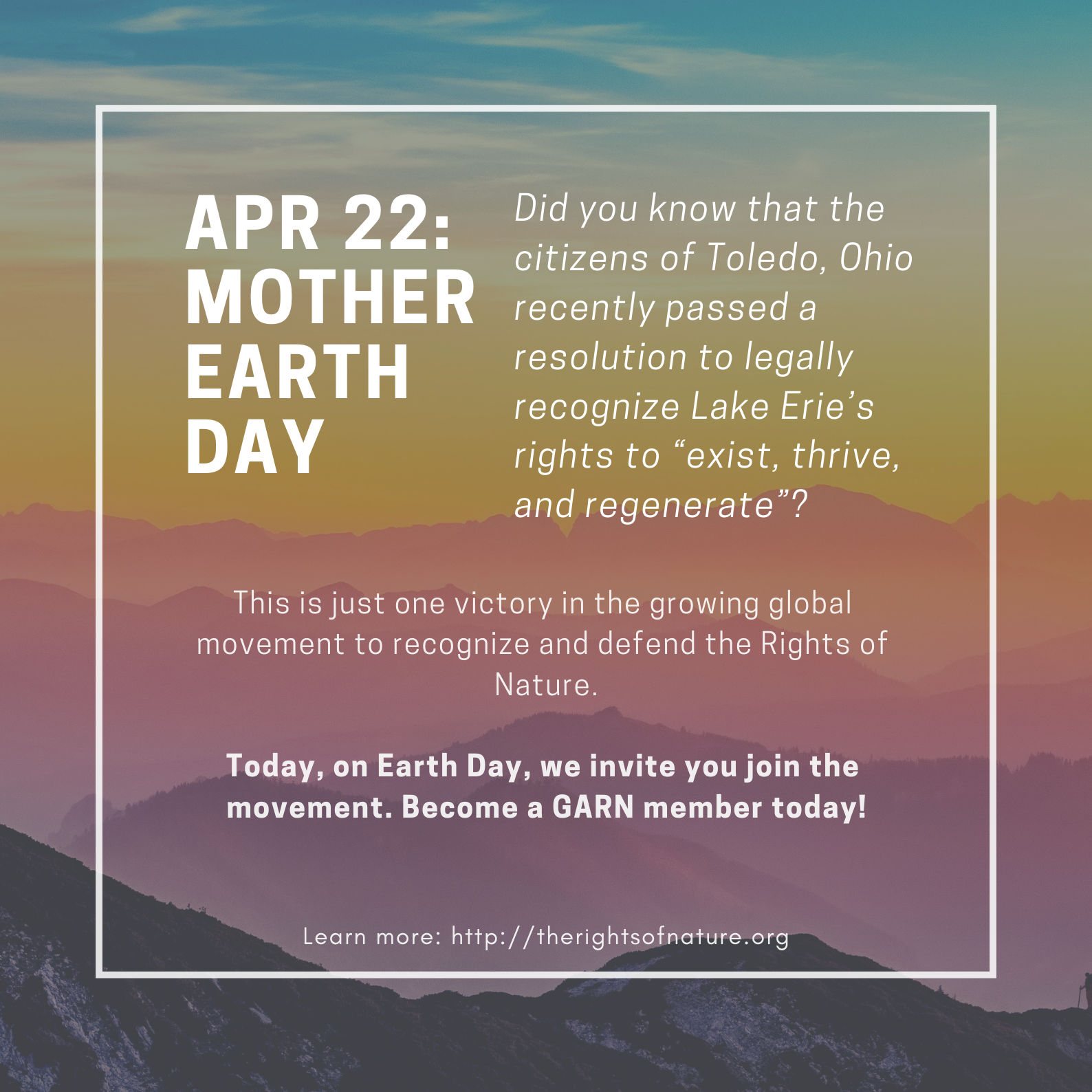 Earth Day membership promotion 2.png