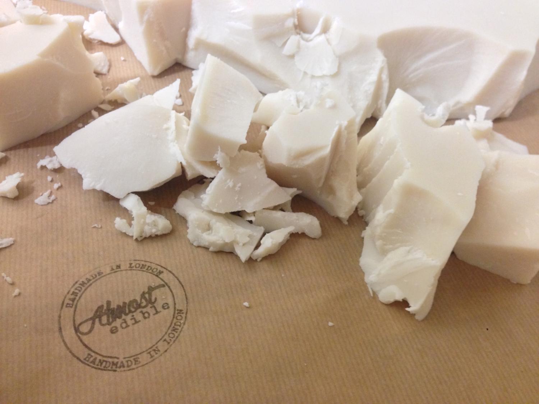 Almost-edible:Rapeseed wax