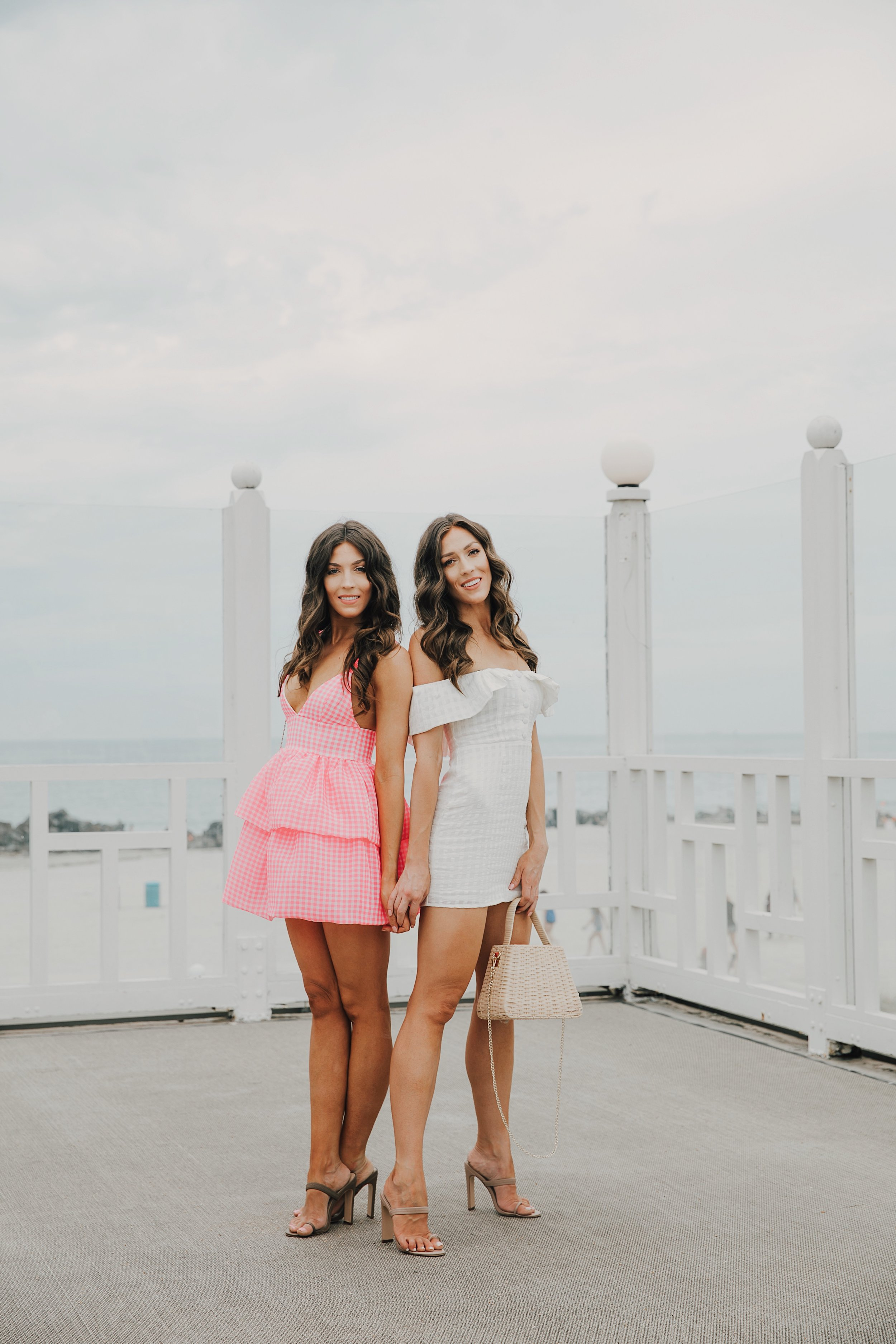 Revolve Gingham Summer Dresses at The Del Coronado 3.JPG