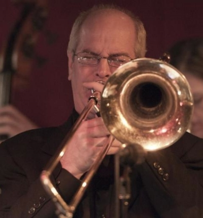 Keith O'Quinn - TromboneKeith has been the trombonist on 22 Broadway musicals. Toured with: Buddy Rich, Maynard Ferguson, Lionel Hampton, Chuck Mangione, Louis Bellson, Gerry Mulligan, Frank Sinatra, Liza Minnelli, Dizzy Gillespie, Bob Mintzer, Maria Schneider, Barbra Streisand. Recorded with: Buddy Rich, Chuck Mangione, Louis Bellson, Bob Mintzer, Maria Schneider, Barbra Streisand, Tony Bennett, Charles Mingus, Joe Henderson, Phil Woods, Michel Legrand, Audra McDonald, John Scofield, Barry Manilow, David Byrne, Michael Jackson, Linda Eder, Aretha Franklin, Gladys Knight, Phillip Glass, Mariah Carey, Burt Bacharach, Ricky Martin, Dave Grusin, Sinead O'Connor, Jim Hall, George Benson, James, Galway, Gerry Mulligan, Earl Klugh, Deodato and many others. Keith has also played for over 50 movies and hundreds of jingles.