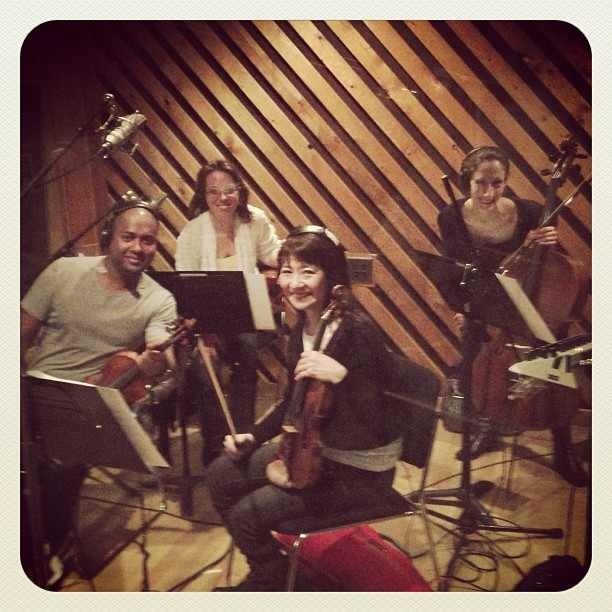 Original Cast Recording - String Section: Phil, Denise, Hiroko and Allison