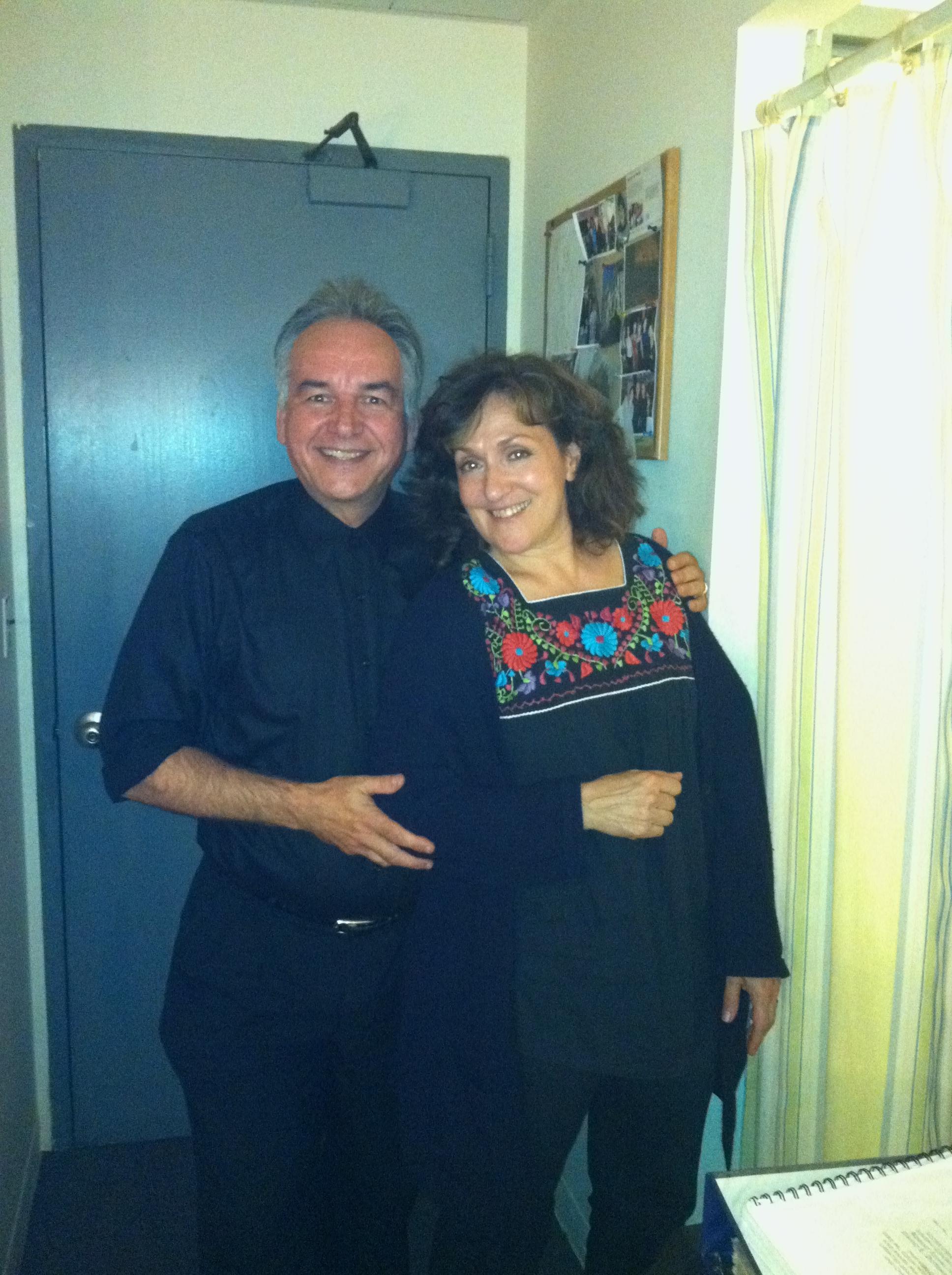 Karl Jurman and Cherie Rosen