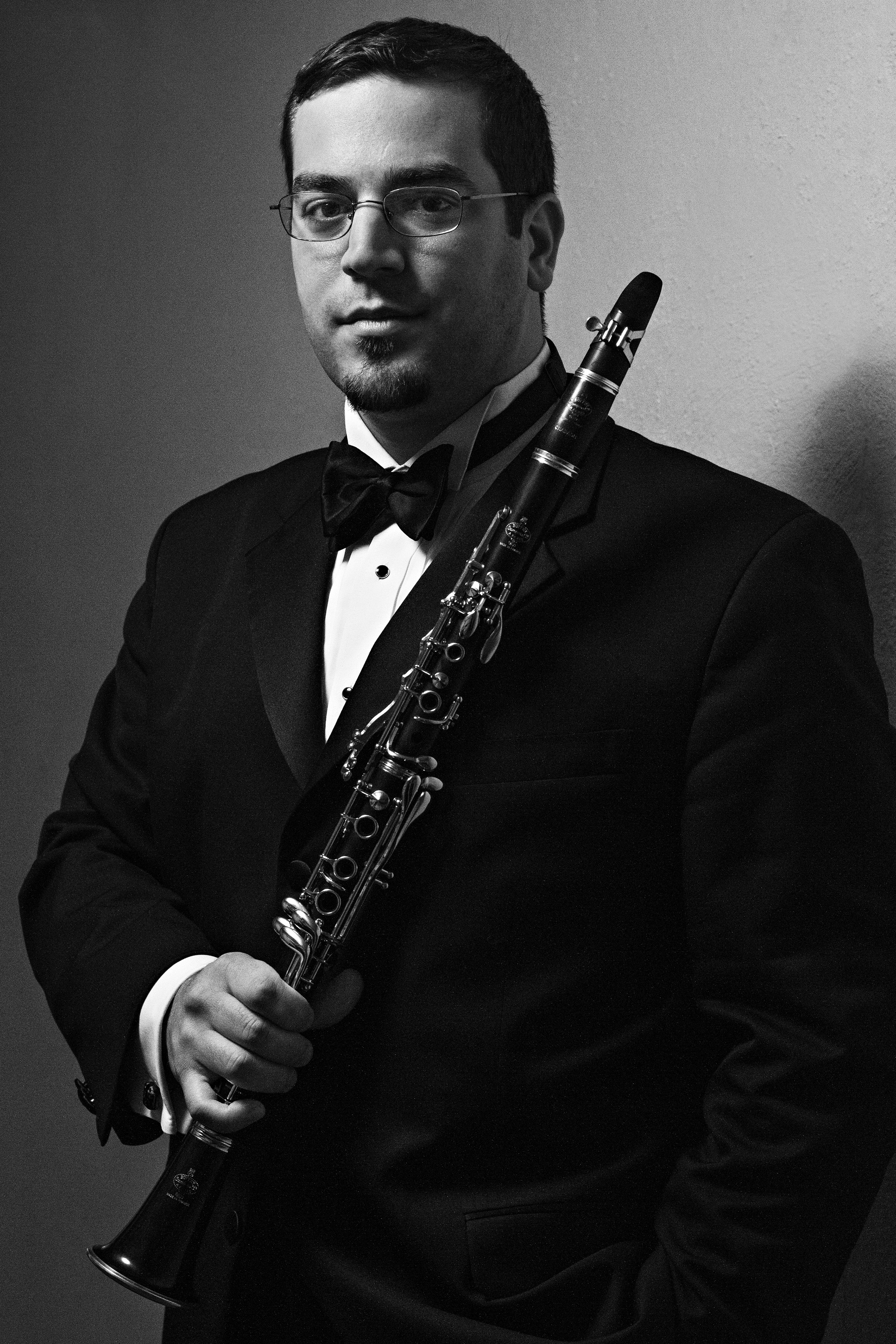 Giuseppe Fusco - Reed 3 - Flute / Clarinet / Soprano Sax / Tenor SaxGiuseppe is a freelance woodwind artist whose instruments are flute, clarinet, and saxophone. He received his Bachelor's degree from Rutgers University in saxophone and music education and his Master's from New Jersey City University in multiple woodwind performance. Giuseppe is founder and artistic director of Chamber Music Society of North Jersey, which is about to begin its fourth season of programming. He has played in numerous Broadway and freelance symphonic orchestras, and is on adjunct faculty at New Jersey City University.www.giuseppe-fusco.com