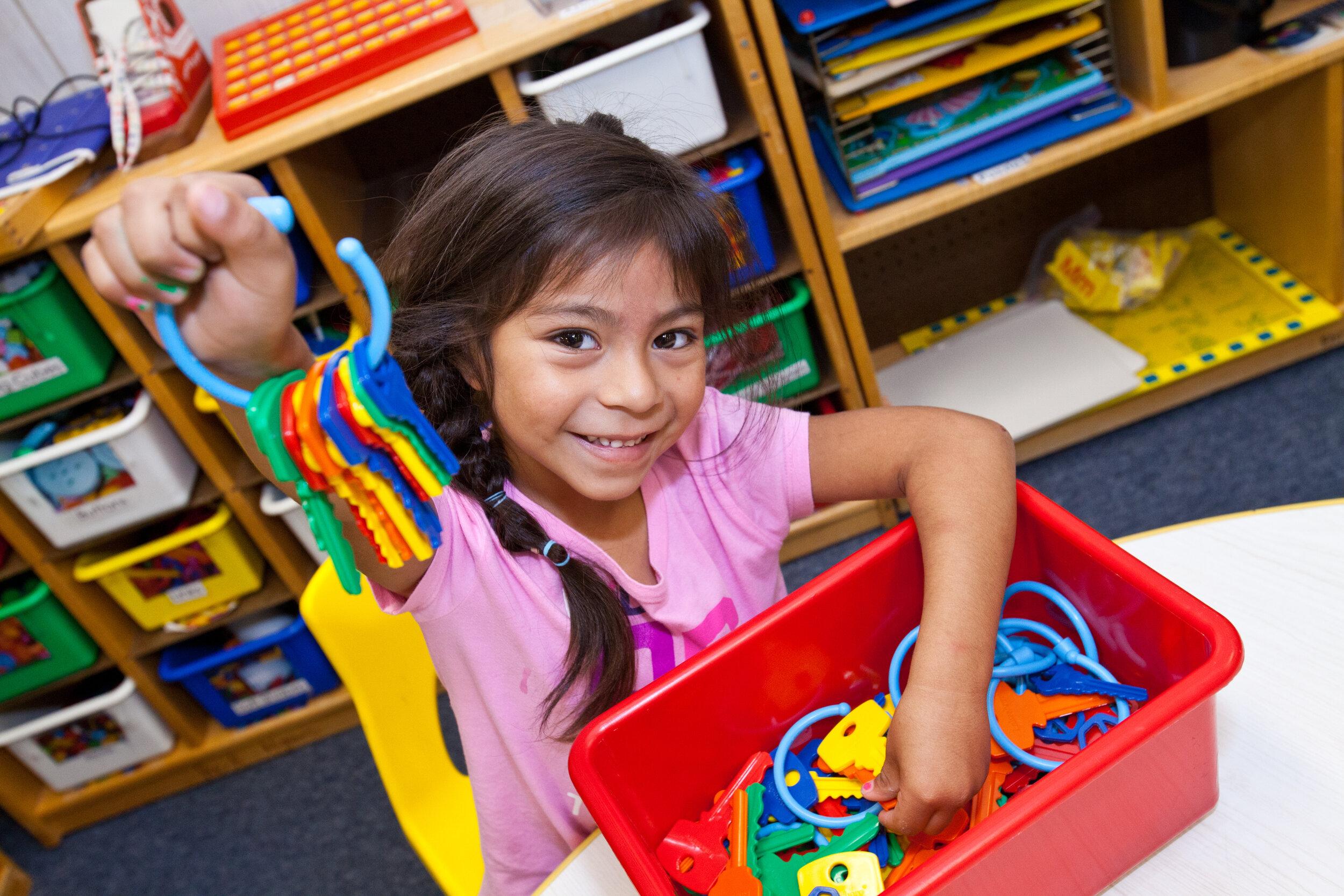 Preschool Initiative Spotlight