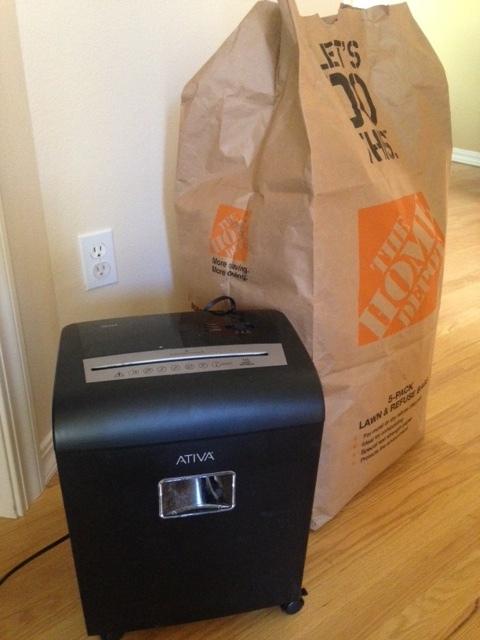 shredder and lawn bag.JPG
