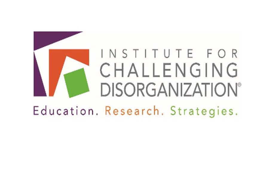 Received Certificates of Study in ADHD and Chronic Disorganization by the Institute for Challenging Disorganization