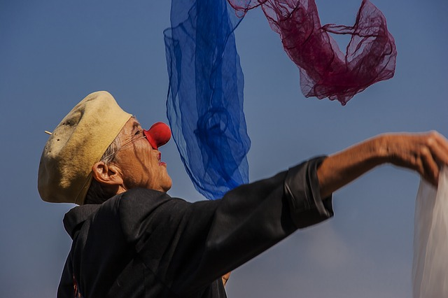 Juggling while singing engage multiple areas of the brain
