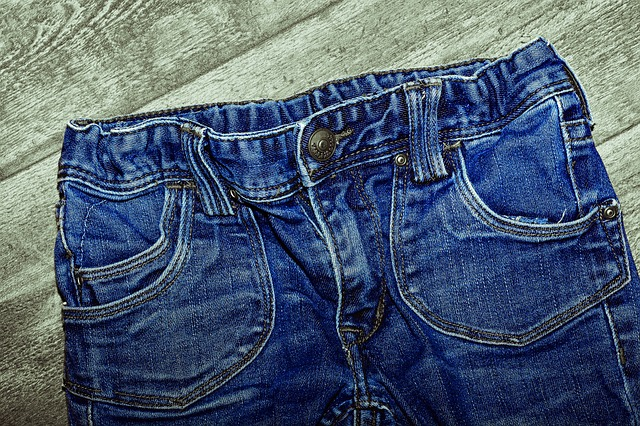 Multiple wearings can save energy usage, money, time, and wear and tear on your clothes. Pre-worn jeans can be very forgiving so no one will be wiser.