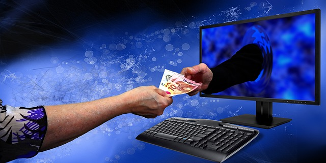 Handing over access to your computer could be like handing over the keys to your safety deposit box. Risky. Image by  Bruno Glätsch  from  Pixabay