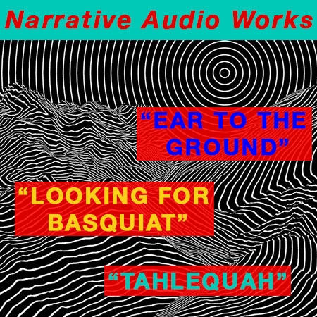 Collected productions told through podcast and audiobook formats