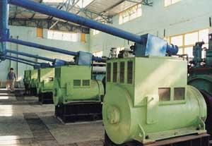1000千瓦级稻壳气化发电厂