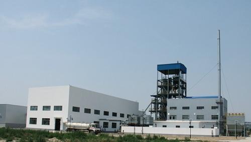 两段式流化床气化厂