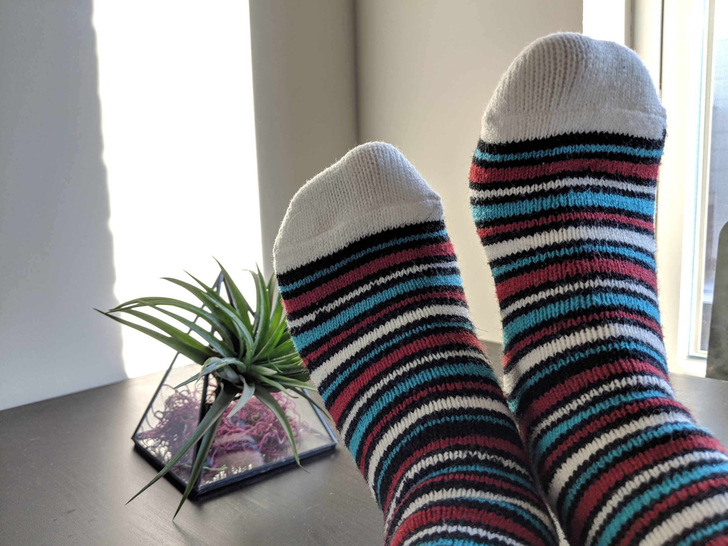Photo Credit: The Sock Review
