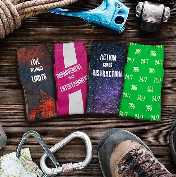Vision Socks - We love the