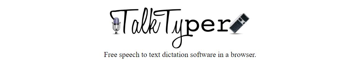 TalkTyper.com: Localized this webapp's UI and website