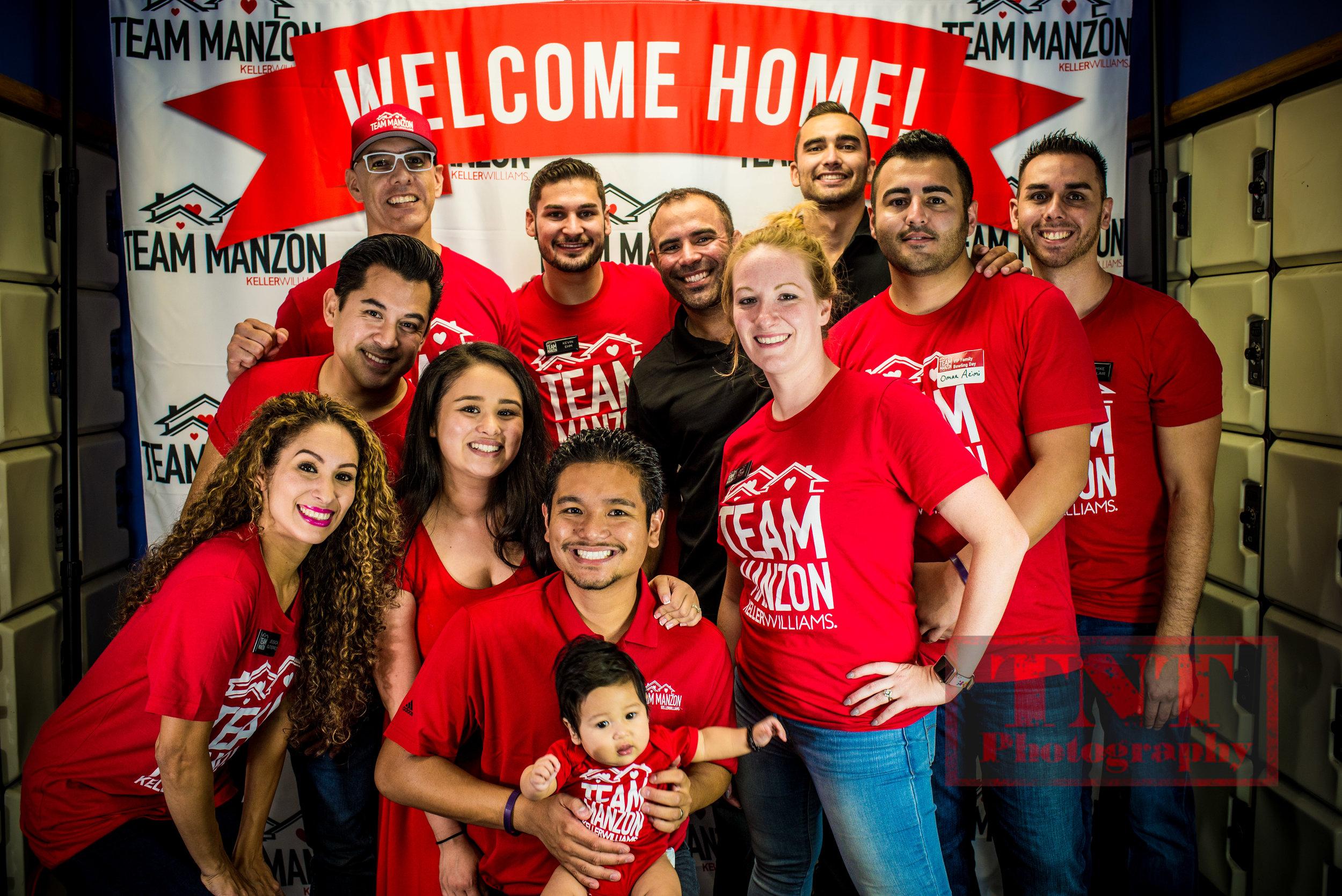 Team Manzon Customer Appreciation - Bowlero Chula Vista, Chula Vista