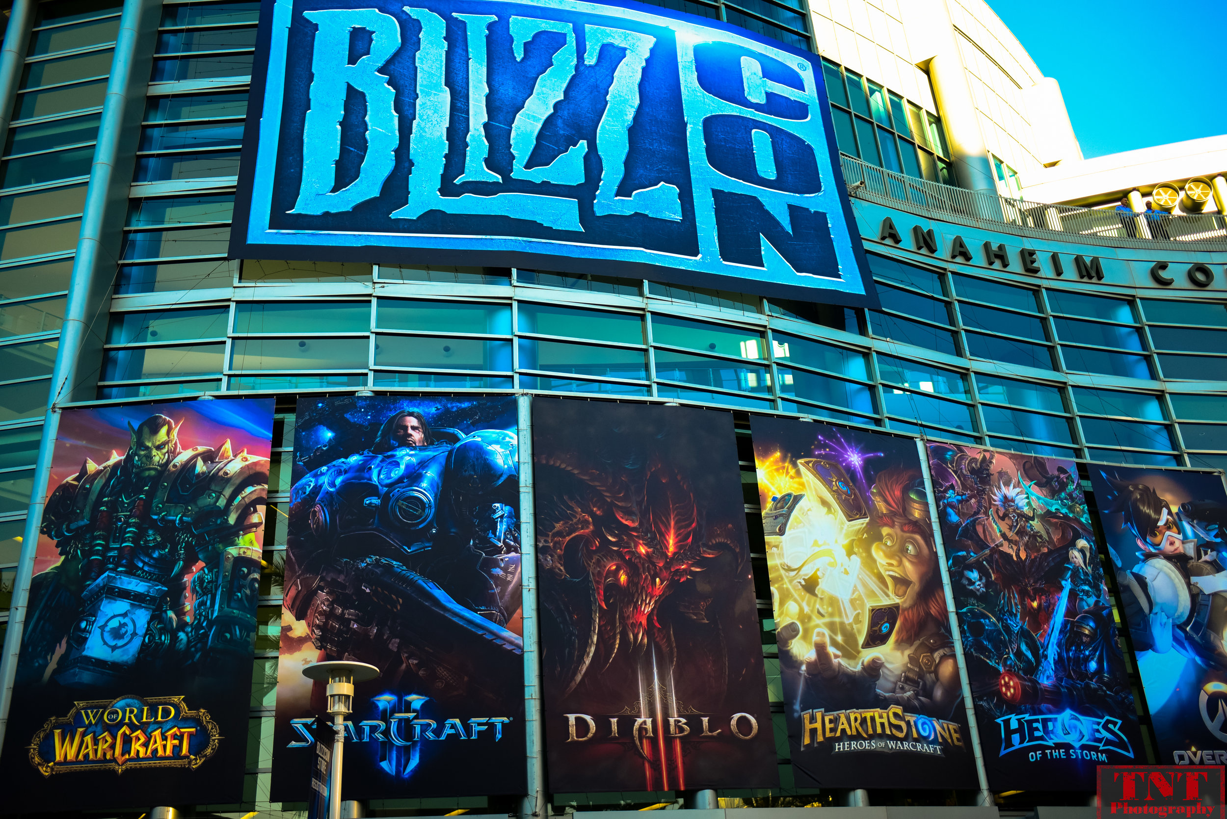 BlizCon - Anaheim, CA