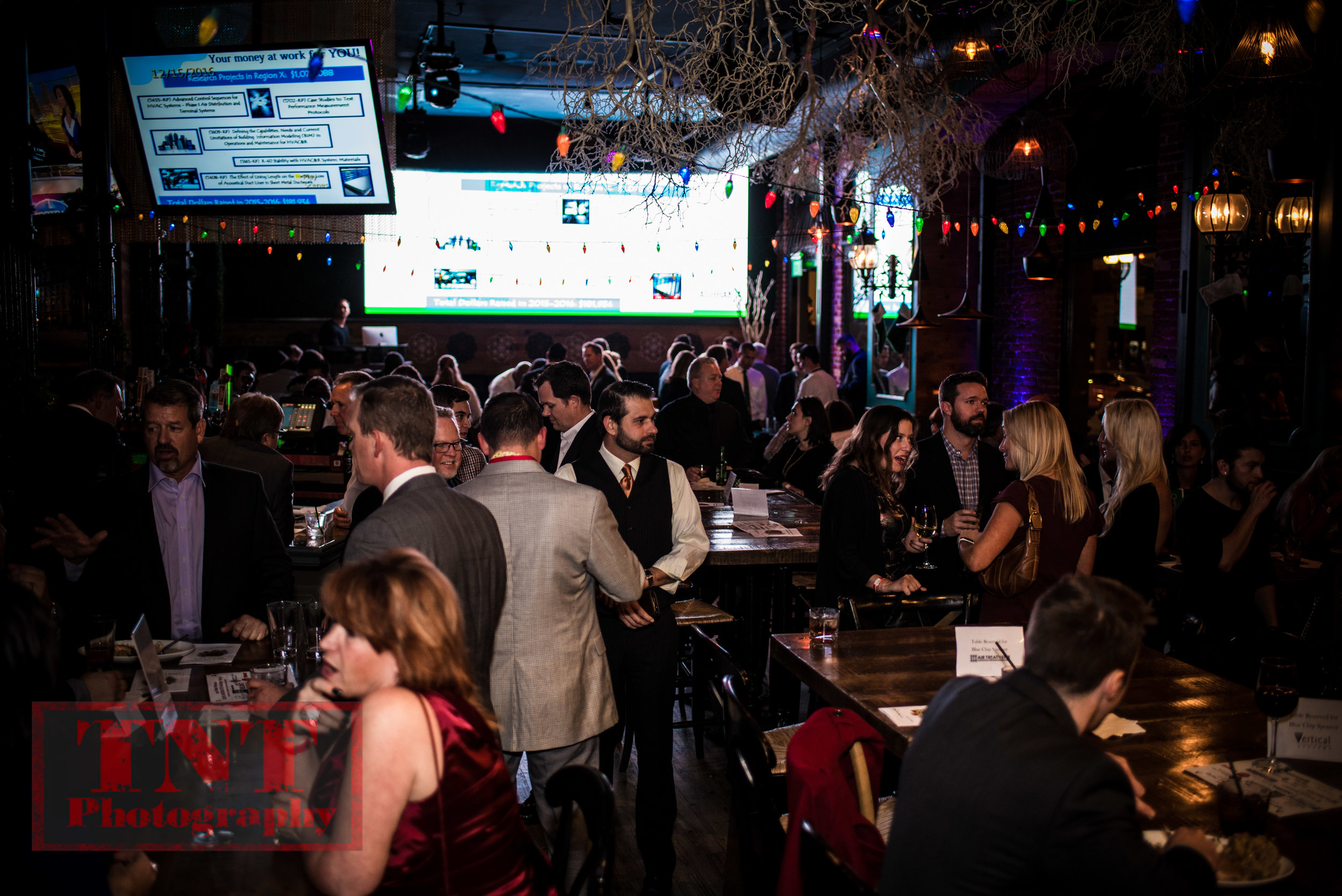Ashrae 2016 Holiday - Florent, Downtown San Diego
