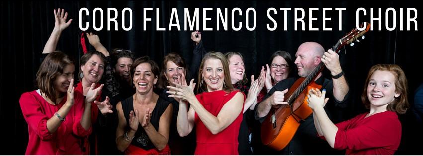 Coro Flamenco Street Choir