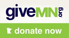 GiveMN Logo