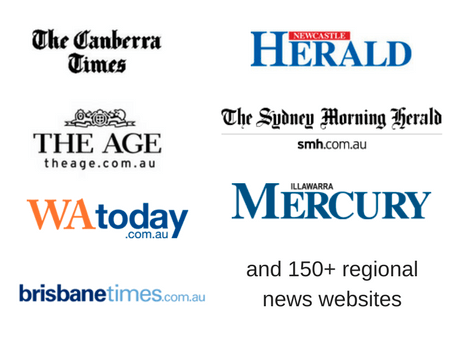 Connect with millions of jobseekers - With our integration across 150 newspaper websites and our constant flow of active jobseekers on Adzuna.com.au we reach millions of great people every month.