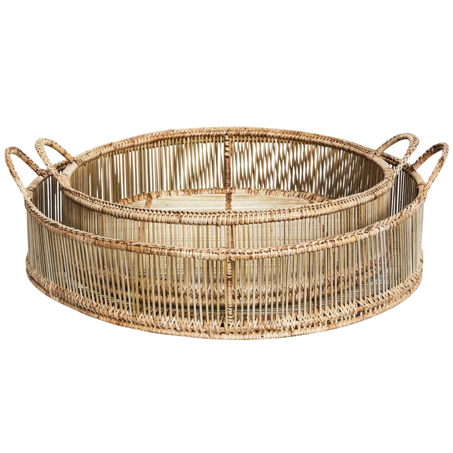 Pavillion zahara trays set/2 -