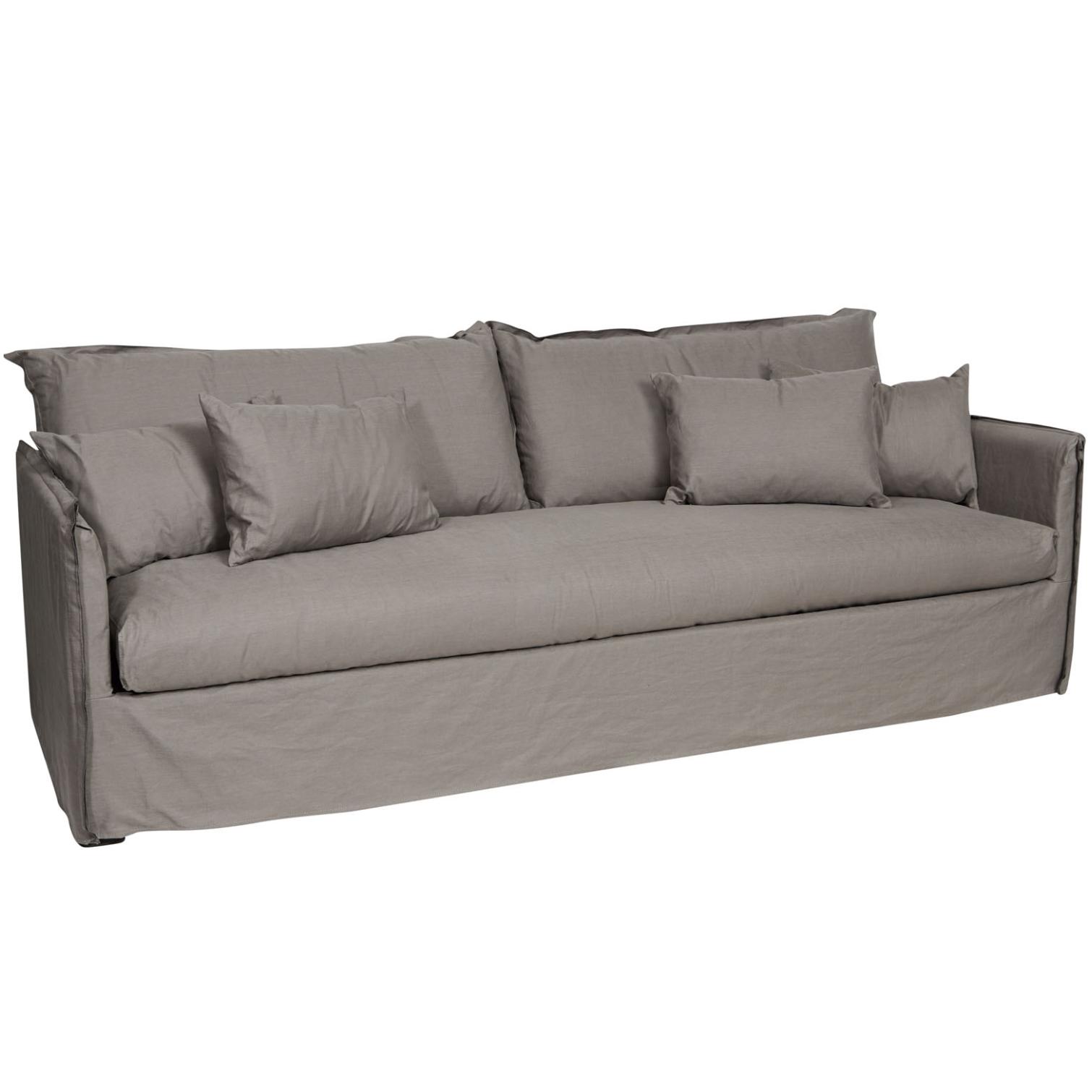 crew bungalow 3.5 seater sofa -