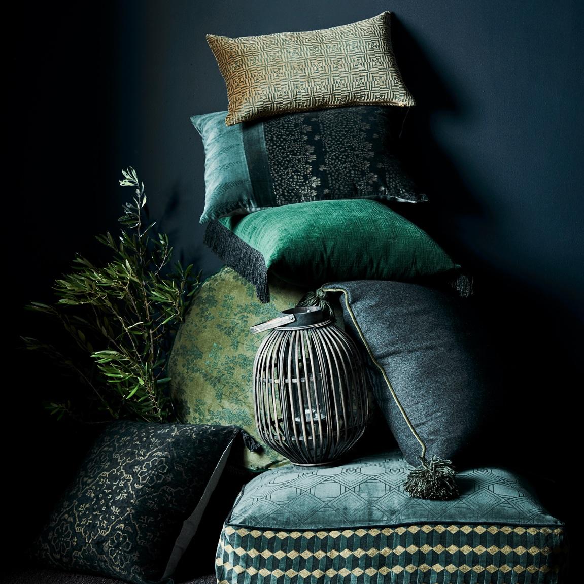 cushions -