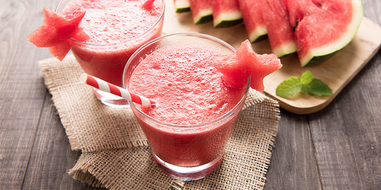 Tropical Watermelon Splash