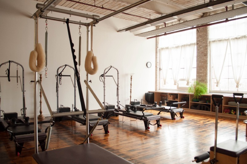 A positive space for people to get/stay healthy