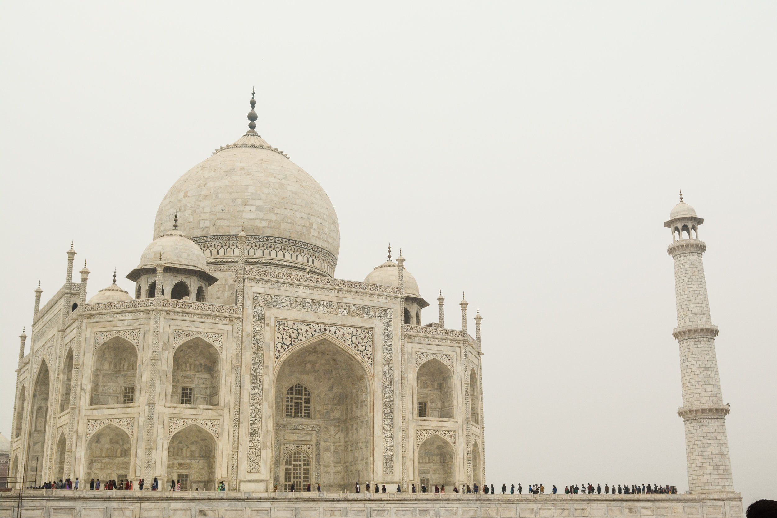 Taj Mahal, Agra, India  January 2016