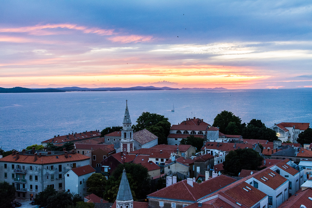 Zadar, Croatia  July 2016