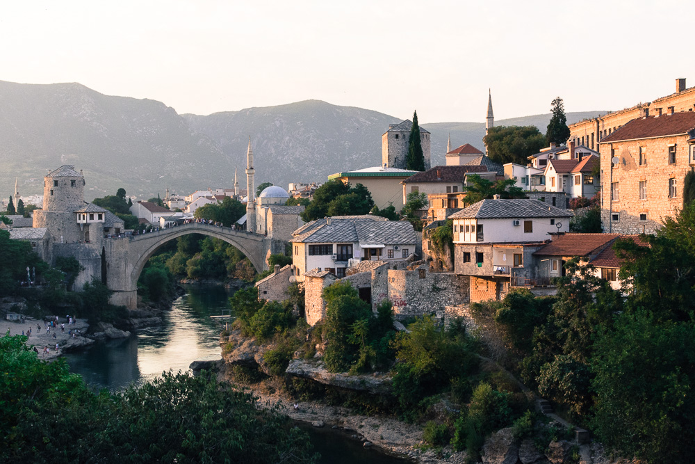 Mostar, Bosnia & Herzegovina  July 2016