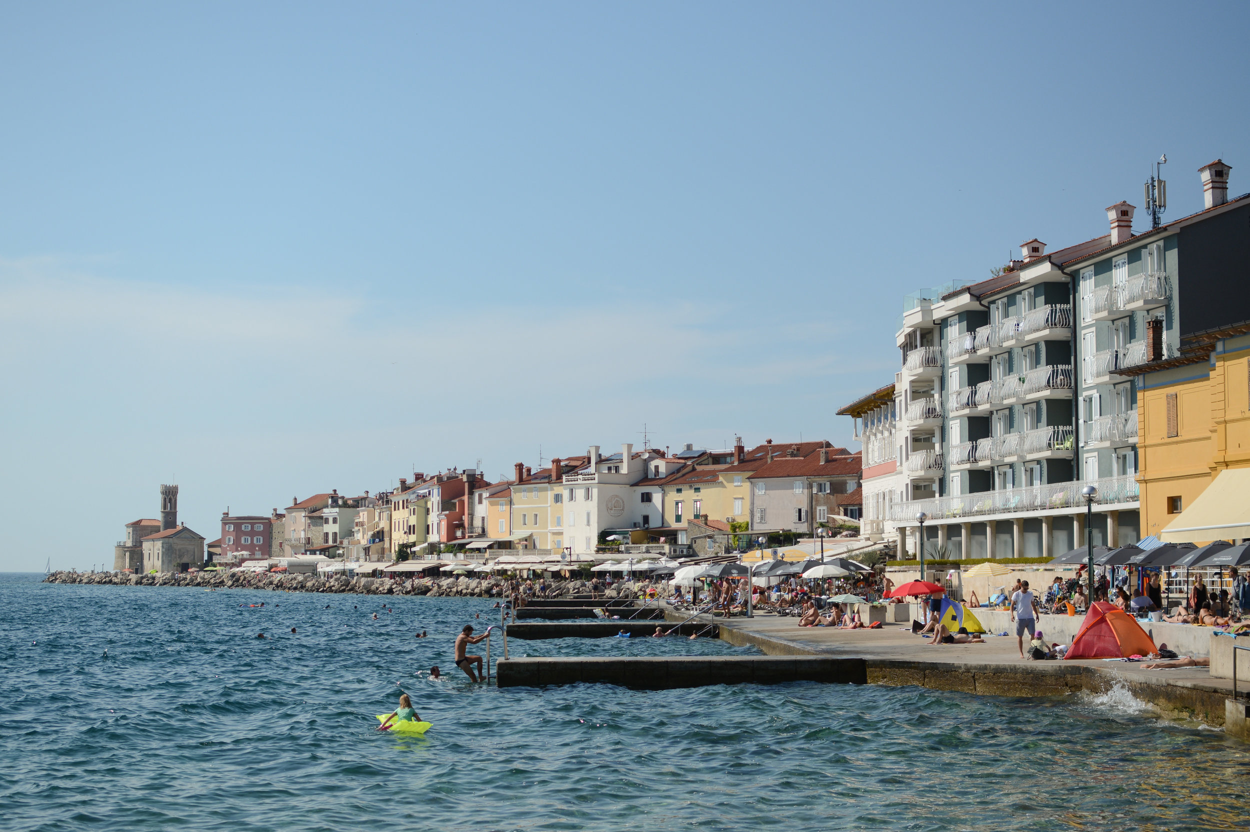Piran, Slovenia  July 2016