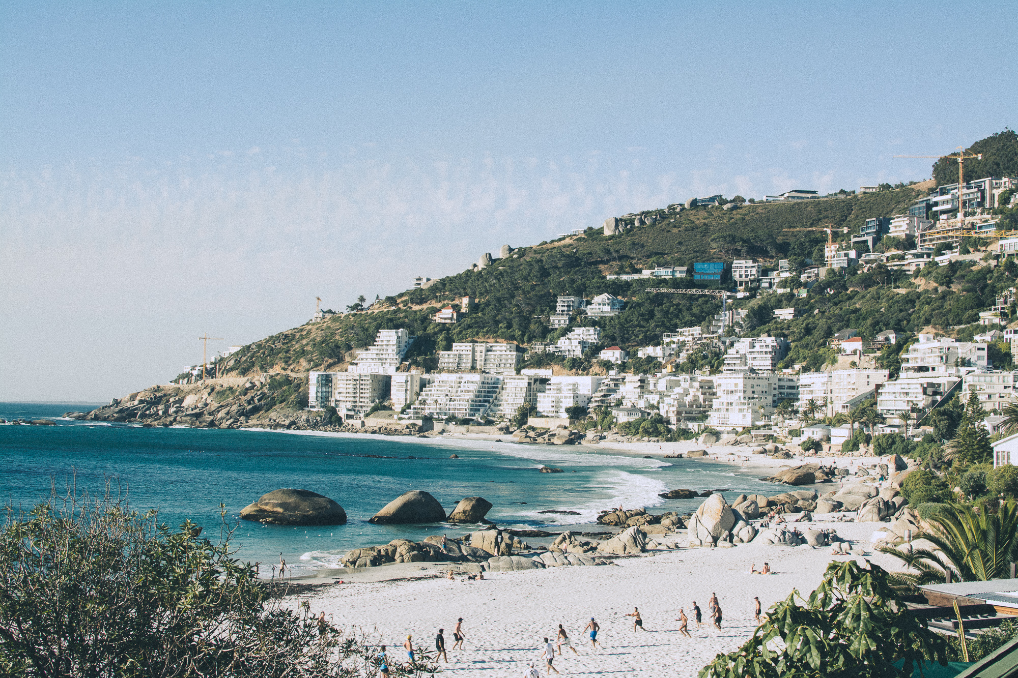 Cape Town, South Africa  February 2017