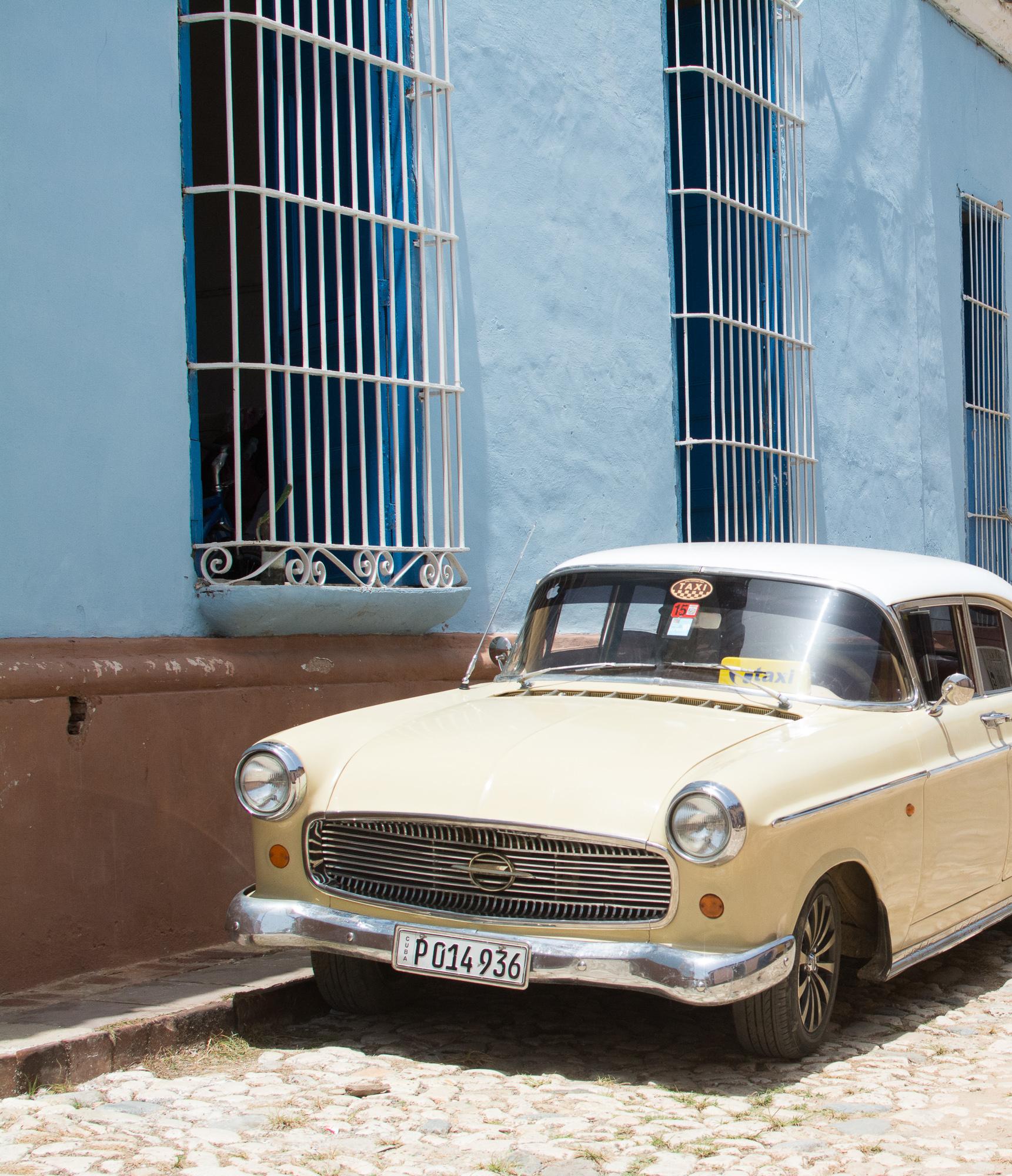 Trinidad, Cuba  July 2017